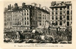 REVOLUTION - Histoire