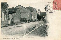 MARANVILLE - Autres Communes