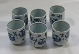 6 Tea Cups - Other