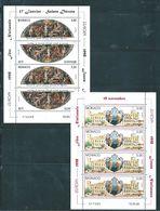 Monaco Timbres   De 1998  N°2152/53 Les 2 Feuillets Neufs ** - Monaco