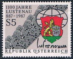 Autriche - 1100e Anniversaire De Lustenau 1714 ** - 1945-.... 2ème République