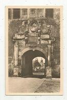 Cp , Allemagne , Thuringe ,  SCHMALKALDEN / THÜR , Schlosstor Wilhelmsburg Mit Blick Zur Stadtkirche ,vierge - Schmalkalden