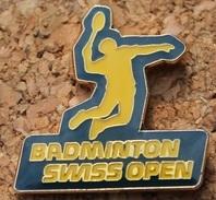 SWISS OPEN BADMINTON - JOUEUR  - SUISSE OPEN -       (12) - Badminton