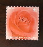 Thailand Stamp 2002 Rose 1st - Thaïlande