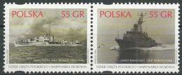 POLEN 1999 Mi-Nr. 3742/43 ** MNH - 1944-.... Republik