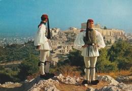 ATHENES - (GRECE) - Evzones De La Garde Royale - Grecia