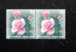 Thailand Stamp 2003 Rose 2nd - Thaïlande