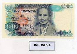 Indonesia - 1980 - Banconota Da 1000 Rupie - Nuova - (FDC8058) - Indonesia