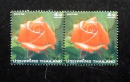 Thailand Stamp 2004 Rose 3rd - Thaïlande