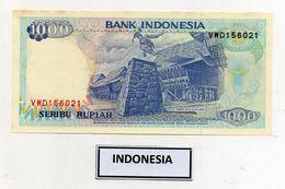 Indonesia - 1992 - Banconota Da 1000 Rupie - Nuova - (FDC8060) - Indonesia