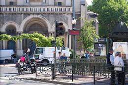 Paris (75)-Saint-Ouen- METRO-Station Garibaldi (Edition à Tirage Limité) - Subway