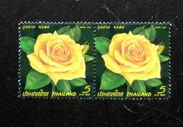 Thailand Stamp 2007 Rose 6th - Thaïlande
