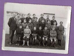 Photo De Classe Tours Sainte Radegonde 1941 1942 - A Prendre En L Etat - Photos