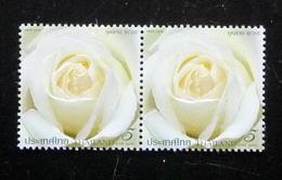 Thailand Stamp 2009 Rose 8th - Thaïlande