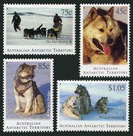 AAT   1994 The Last Huskiers  Neuf ** Sans Charniere  MUH 4 Stamps - Australisches Antarktis-Territorium (AAT)