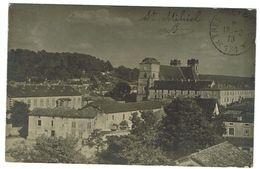 SAINT MIHIEL Carte Allemande Sans Légende - Circulée 1918- Bon état - Saint Mihiel