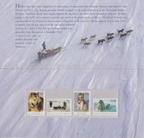 AAT   1994  The Last Huskies - Post Office Pack MInt Neufs - Unused Stamps