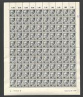 Rheinland-Pfalz,Nr.1,27.9.1947,A (M6) Franz.Zone-Bogen - Französische Zone