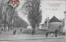 SEINE Et MARNE-COULOMMIERS Avenue V Hugo Les Promenades-MO - Coulommiers