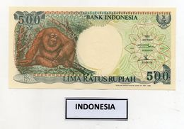 Indonesia - 1992 - Banconota Da 500 Rupie - Nuova - (FDC8062) - Indonesia