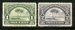 Liberia 1928 - Michel Nr. 253-254 * - Liberia
