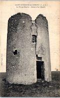 37 - SAINT ETIENNE De CHIGNY -- Le Pot Au Beurre - Ruines D'un Moulin - Other Municipalities