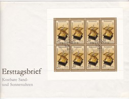 DDR, KB 2798, FDC (A 65) - FDC: Covers
