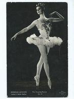 Postcard Rp Ballet Ballerina Rowena Jackson. Photo Houston Rogers. Publ. Ballet Arts Ltd. - Dance