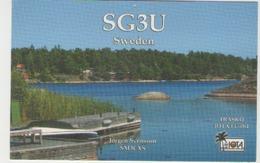 Qsl Suede - Trasko Island - Radio Amatoriale