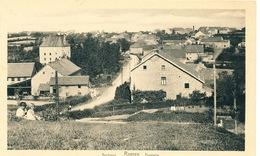 117/26 - CANTONS DE L'EST - RAEREN - Tannerie Gerberei - Cachet RAEREN 1928 - Raeren
