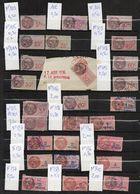 DT98 FRANCE 26 TIMBRES OBL FISCAL FISCAUX REVENUE REVENUES - Revenue Stamps