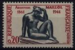 N° 1281 - X X - ( F 475 ) - ( La Pensée D'Aristide Maillol - Perpignan ) - France