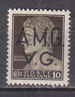 PGL CW006 - VENEZIA GIULIA AMG-VG SASSONE N°2 ** - Mint/hinged