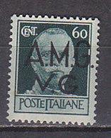 PGL CW011 - VENEZIA GIULIA AMG-VG SASSONE N°6 ** - Mint/hinged