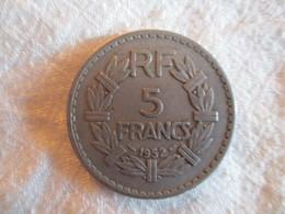 France 5 Francs 1952 - France