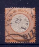 GERMANIA  IMPERO - DEUTSCH REICH  - 1872 FRANCOBOLLO DA 1/2 DI GROSCHEN  USATO  2°TIPO - Allemagne