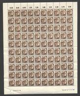 Rheinland-Pfalz,Nr.2,11.10.1947,A,gefaltet (M6) Franz.Zone-Bogen - Französische Zone