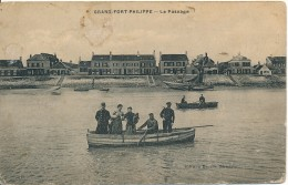 CP - Grand Fort Philippe - Le Passage / Grande Synthe, Dunkerque - Grande Synthe