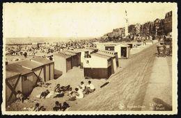 KNOKKE-ZOUTE - Plage - Het Strand - Circulé - Circulated - Gelaufen - 1959. - Knokke