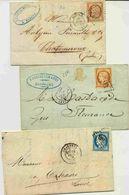 3 Lettres Classiques - 1849-1876: Periodo Clásico