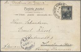 Br Thematik: Antarktis / Antarctic:  1904: Antarktisexpedition Argentinien Ansichtskarte (kleiner Eckbu - Polar Philately