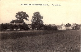MAROLLES-EN-BEAUCE (S&O)  - VUE GÉNÉRALE - France