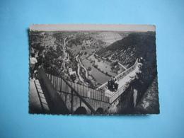 ROC AMADOUR  -  46  -  Chemin De Ronde Du Château    -  LOT - Rocamadour