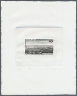 Thematik: Bauwerke-Brücken / Buildings-bridges: 1976, GABUN: Gabunische Brücken 40 Fr. 'Kango-Brücke - Bridges