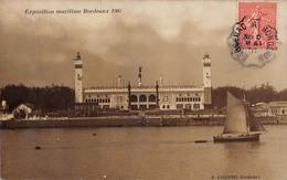 Exposition Maritime Internationale De Bordeaux (33) 1907 - Ed. Esquiro - Bordeaux