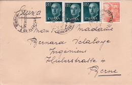Brief In Die Schweiz (br2995) - 1951-60 Briefe U. Dokumente