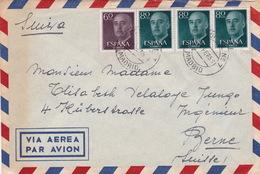 Brief In Die Schweiz (br2996) - 1951-60 Briefe U. Dokumente