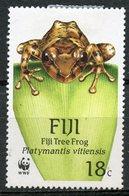 Fiji 1988 18c Frog Issue #591 - Fiji (1970-...)