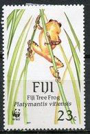 Fiji 1988 23c Frog Issue #592 - Fiji (1970-...)