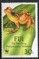 Fiji 1988 30c Frog Issue #593 - Fiji (1970-...)
